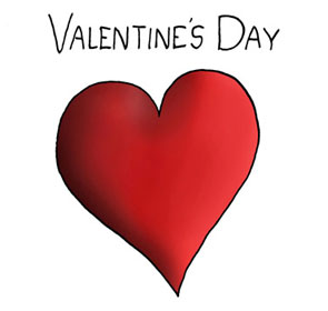 Find Valentines Day Gifts, Events and Activities - fast, easy and inexpensive!